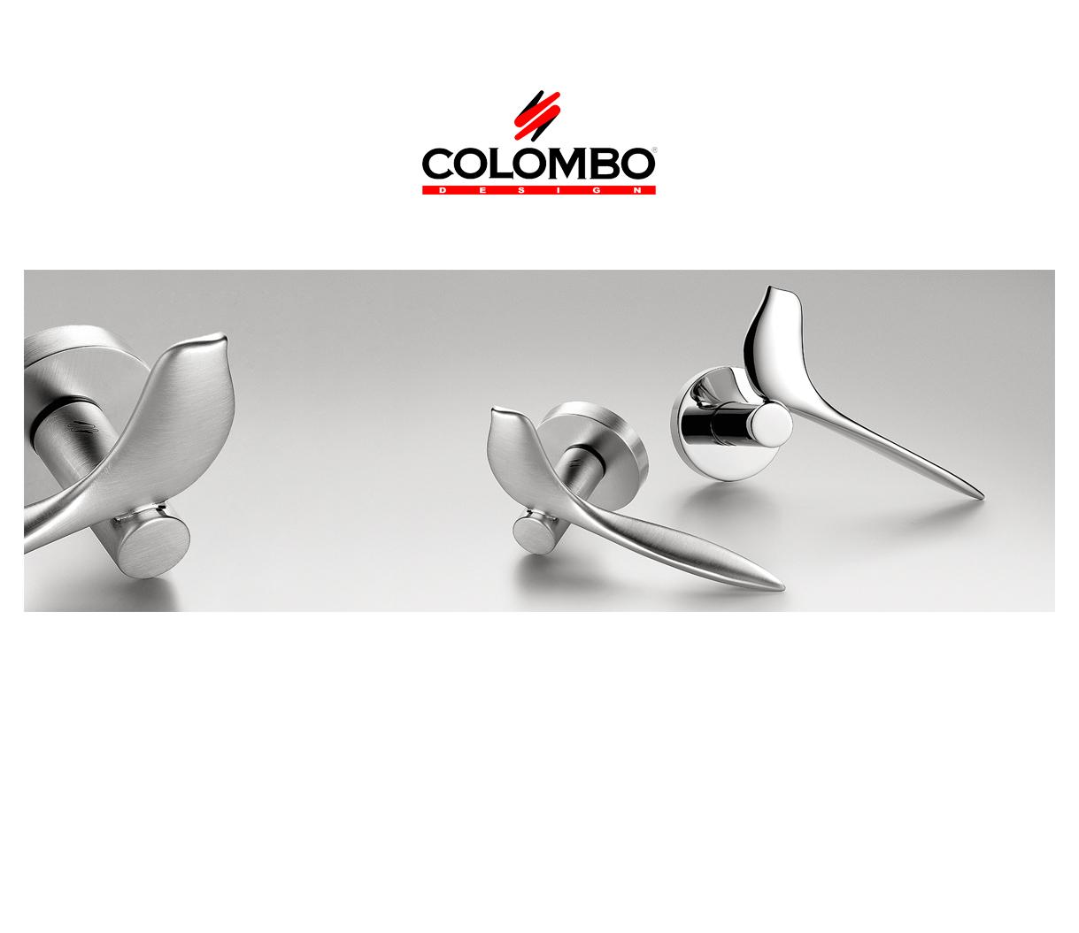 Oggi vi presentiamo: COLOMBO Design - Maniglie, accessori bagno e ...